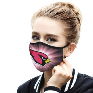 Arizona Cardinals Face Mask 2