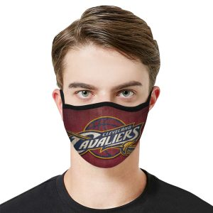 Cleveland Cavaliers Face Mask 1