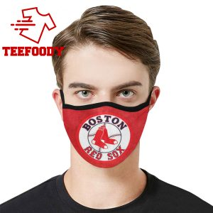Red Sox Face Mask 1