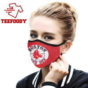 Red Sox Face Mask 2